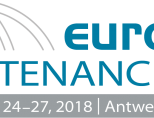 Come look us up at Euromaintenance 2018, this September in Antwerp