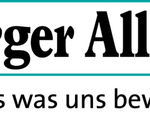 "COMPOSITION Mentioned in ""Augsburger Allgemeine"""